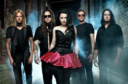 Entradas Evanescence Buenos Aires