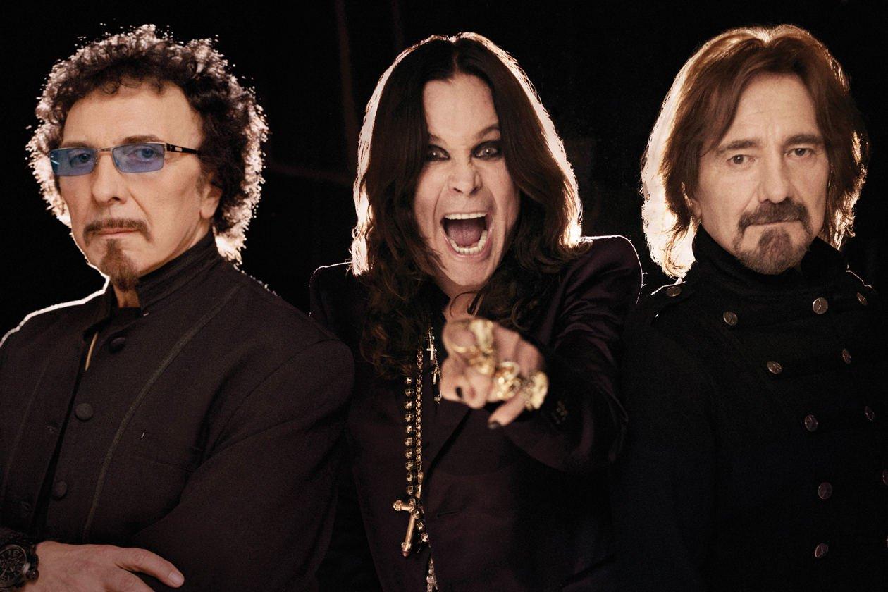 Entradas Black Sabbath