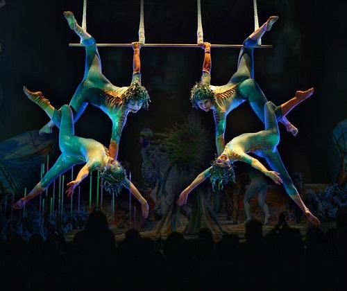Entradas Soda Cirque