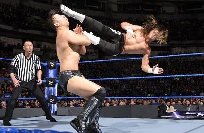 Entradas WWE